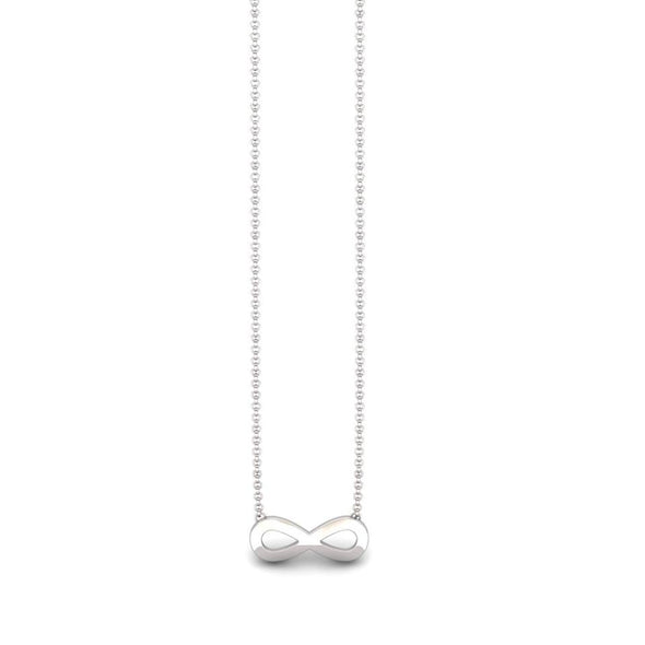 The Iris Infinity Necklace for HIM