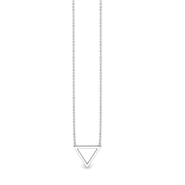 The Rhiannon Triangular Shaped Necklace
