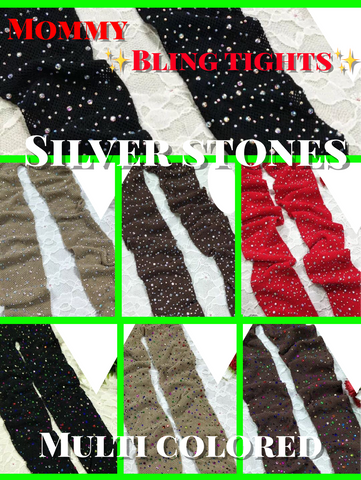 Adult Bling Tights