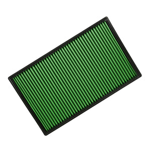 Green Filter 90-96 Chevy Corvette 5.7L V8 Panel Filter