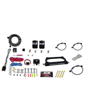 Nitrous Express 07-14 Ford Mustang GT500 Nitrous Plate Kit (50-250HP) w/o Bottle