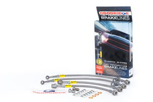 Goodridge 11 Ford Fiesta / 11-13 Ford Fiesta (All Models) Brake Lines