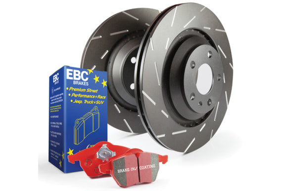 EBC S4 Kits Redstuff and USR Rotors