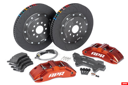 APR Big Brake Kit 350x34mm (Red) - BRK00003