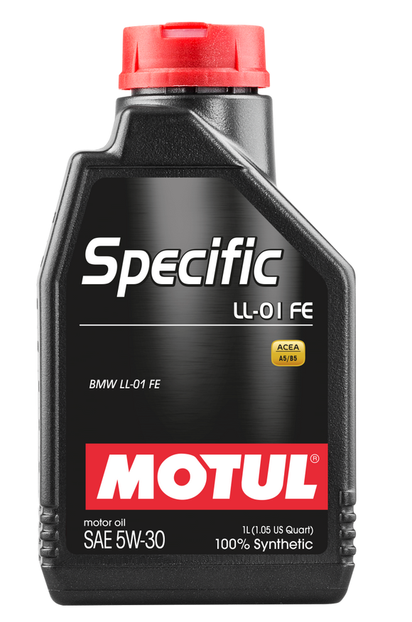 Motul 1L OEM Synthetic Engine Oil SPECIFIC  LL-01 FE 5W30