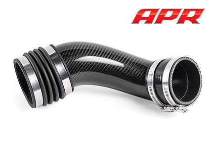APR Carbon Fiber Turbo Inlet Pipe - CI100033-B