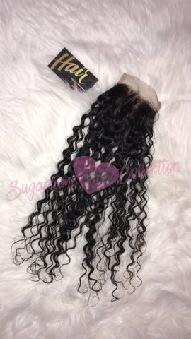 Daring Deep Wave Lace Closure