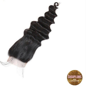 Lavish Loose Deep Wave Lace Closure