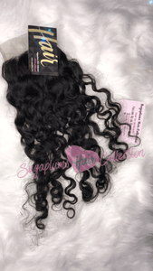 Conceited Curly Lace Closure
