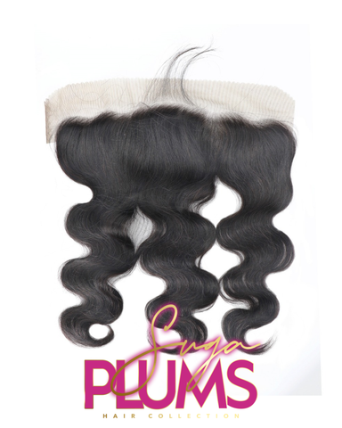 Raw Body Wave Frontal