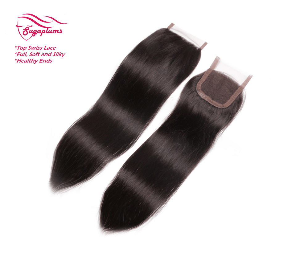 Silky Straight Lace Closure