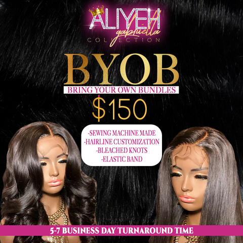 BRING YOUR OWN BUNDLES