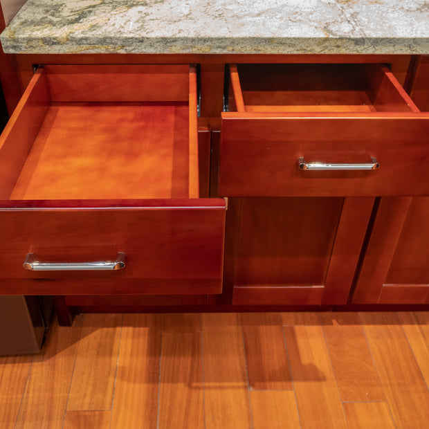 Canadian Maple Shaker Kitchen Cabinets – Koozzo.com