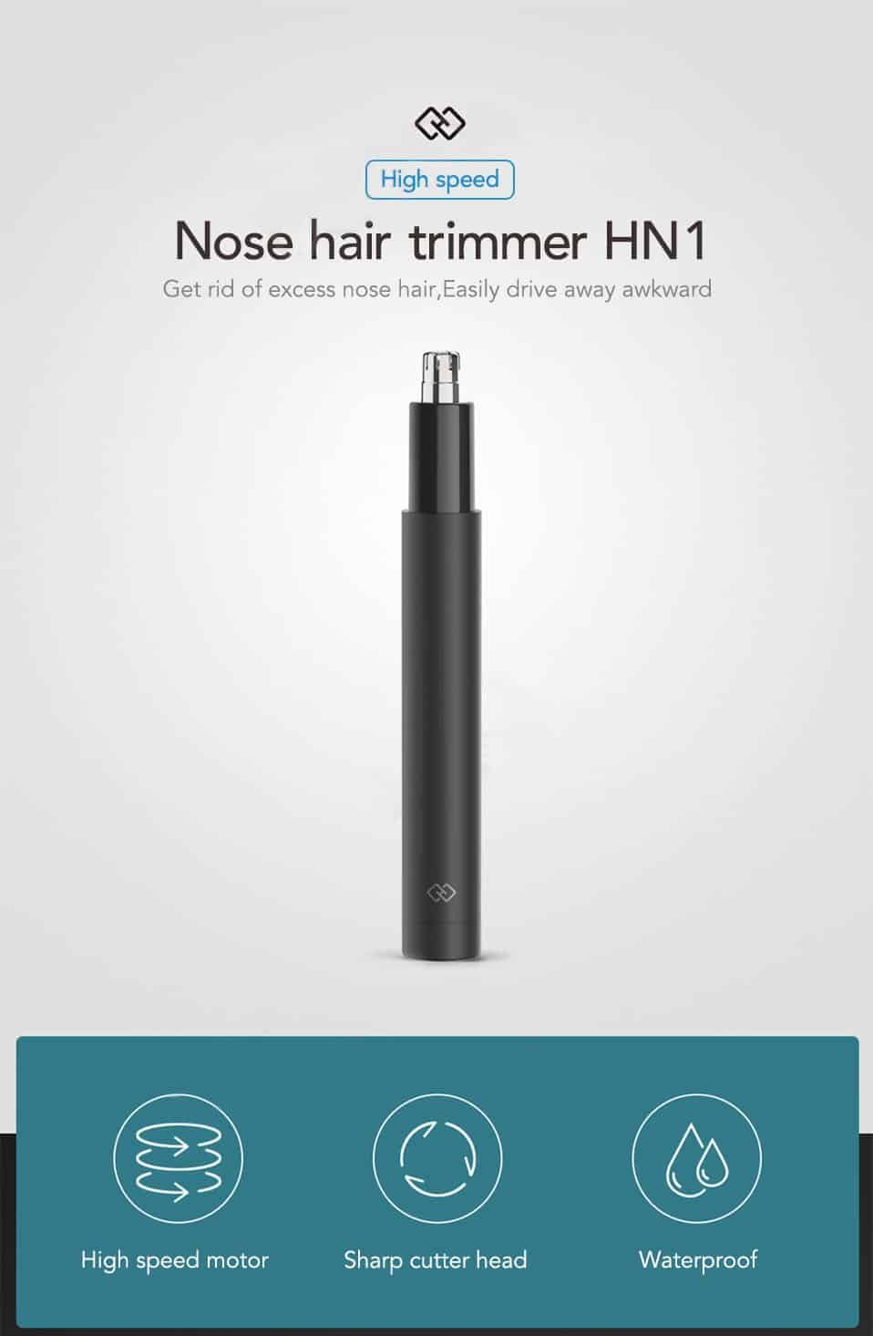 Xiaomi Nose Hair Trimmer Review
