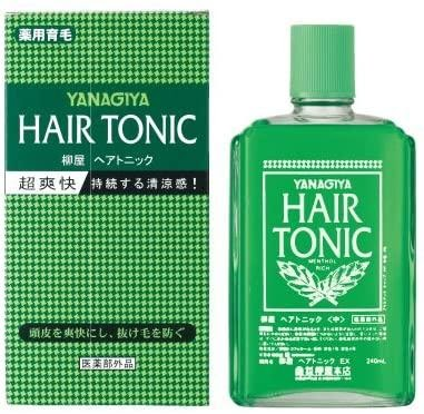 Reasons To Try Yanagiya's Hair Tonic