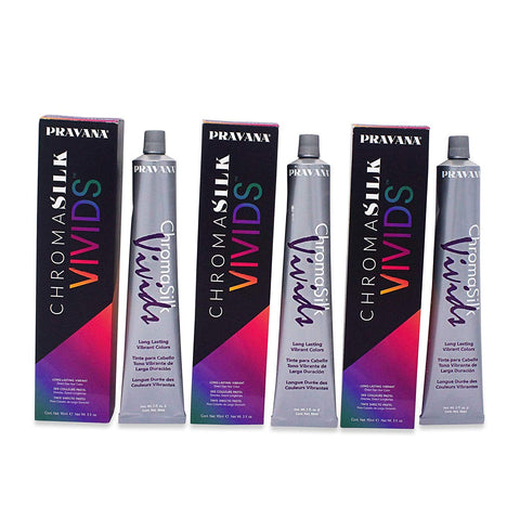 Pravana Hair Dye Review