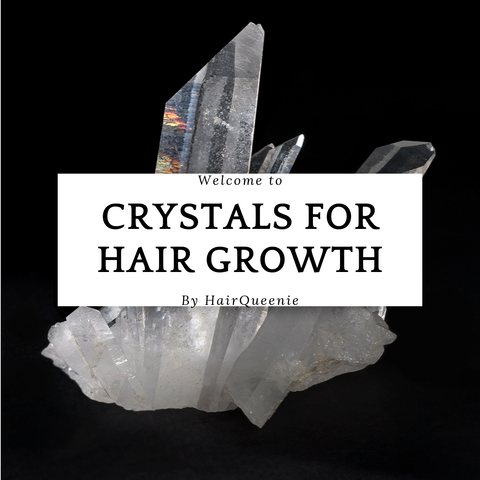 Crystals for Hair Growth