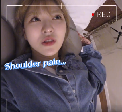 Wendy thinking of should pain