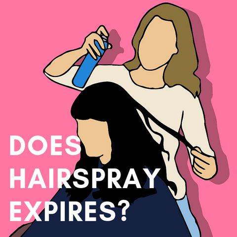 Does Hairspray Expires