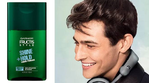 Garnier Shine and Hold Pomade