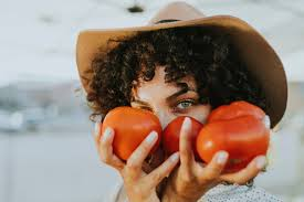 Tomatoes for Hair