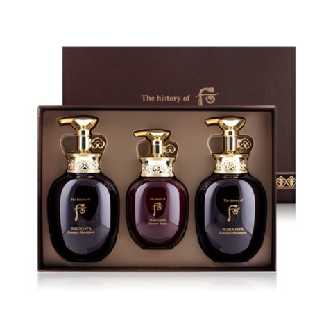 History of Whoo Essence Hair Set