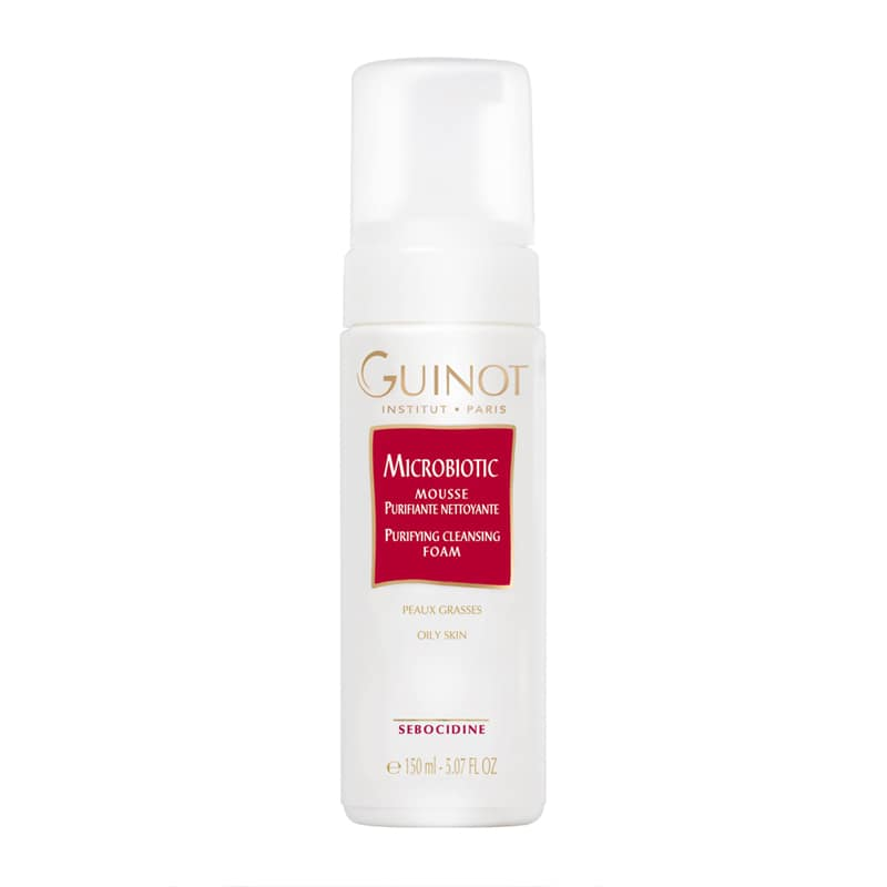Microbiotic mousse purifying cleansing foam (150ml)
