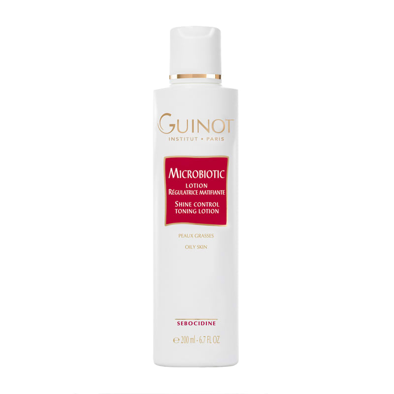 Microbiotic shine control toning lotion (200ml)