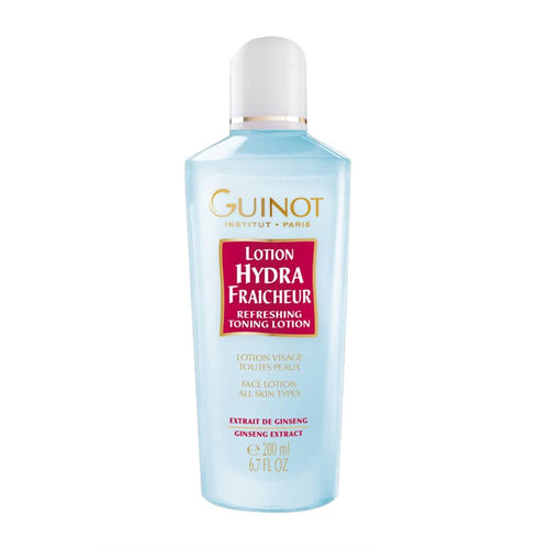 Lotion hydra fraicheur refreshing toning lotion