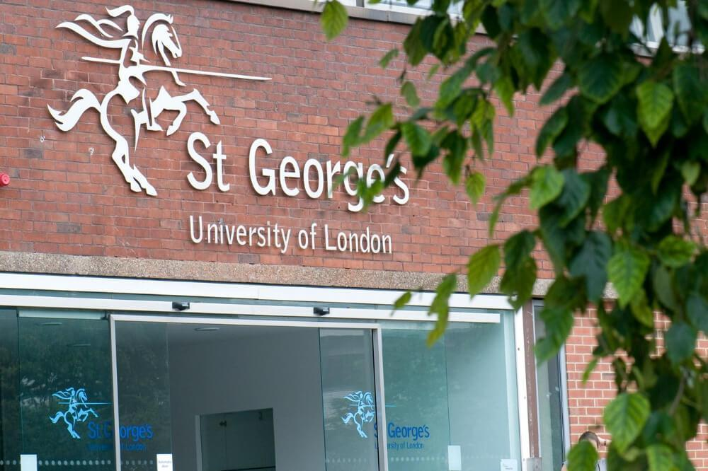 st-george-s-university-london