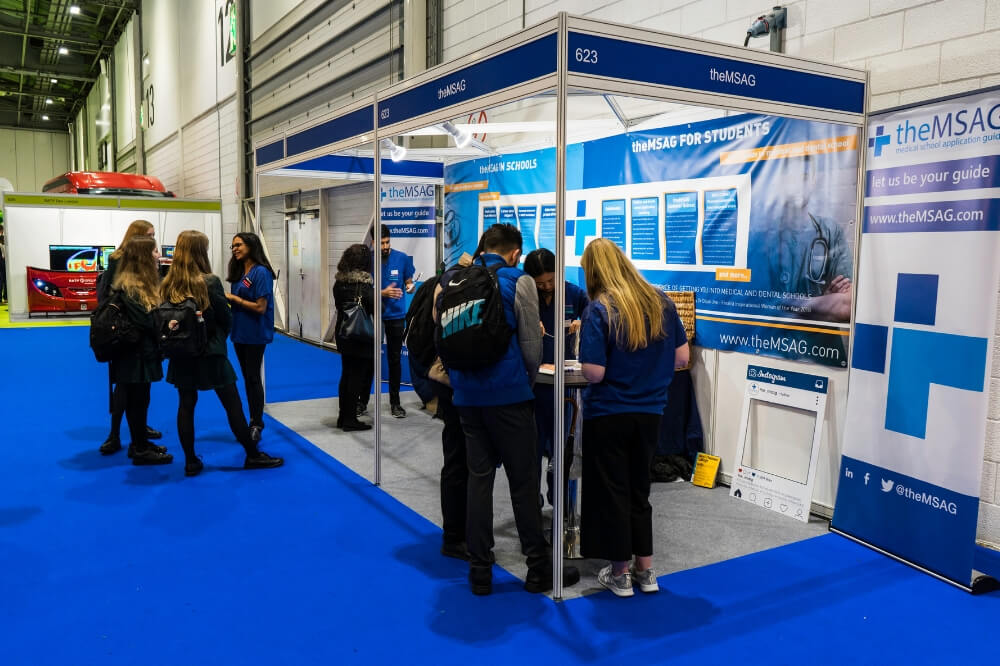 medical-school-admissions-at-the-london-skills-show