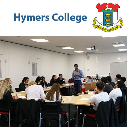 themsag-at-hymers-college