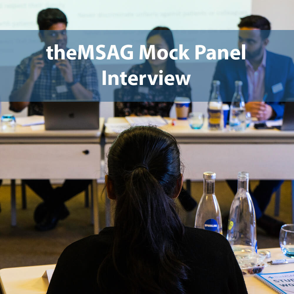 Mock Panel Interviews | Oxbridge Interview prep - theMSAG