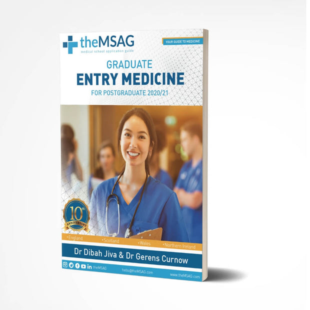 Graduate Entry Medicine: United Kingdom 2020-21 - theMSAG