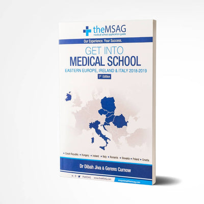 Get Into Medical School Eastern Europe, Ireland & Italy 2018-19 - theMSAG