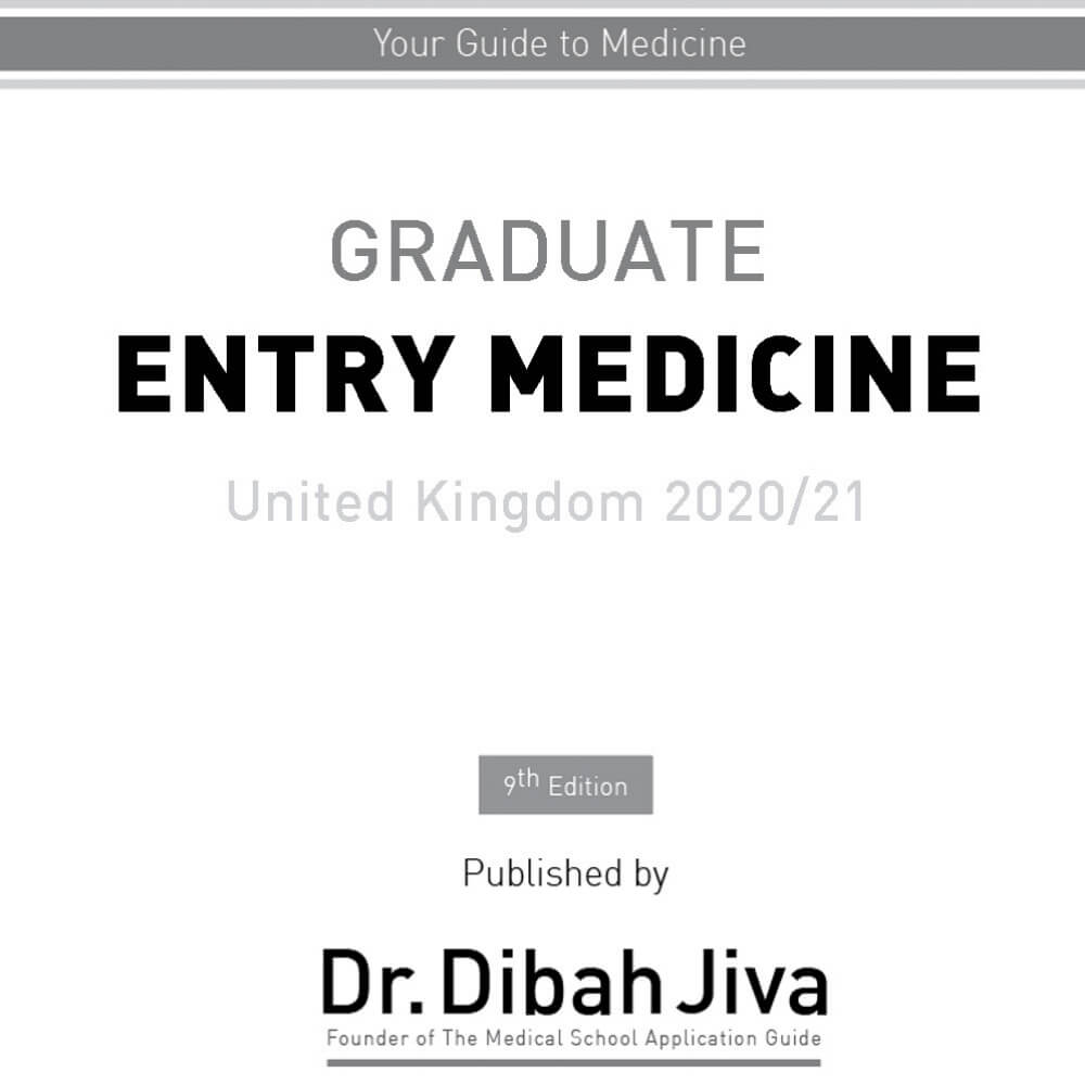 Graduate Entry Medicine Ebook - theMSAG