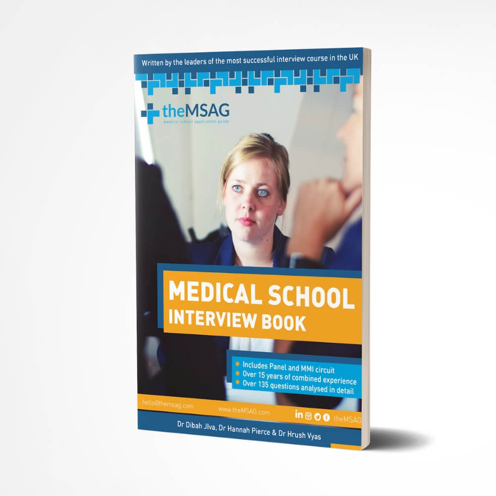 Medical School Interview Book - theMSAG