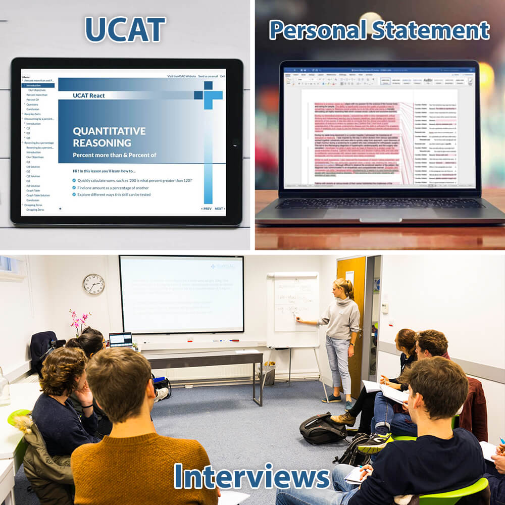Medicine Entry Complete Bundle | UCAT, Interview and PS - theMSAG