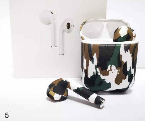VERSION 2019 CUSTOM - 1:1 AirPod Style Bluetooth 5.0 Kopfhörer - Your-Sale-Shop Bluetooth Kopfhörer & mehr