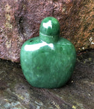Luxurious Genuine Jade Perfume Bottle