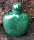 Luxurious Jade Perfume Bottle Canadian Jade