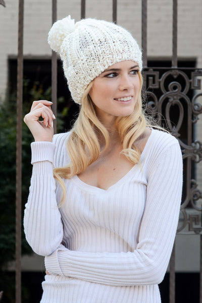 Soft Sheen Slouchy Hat