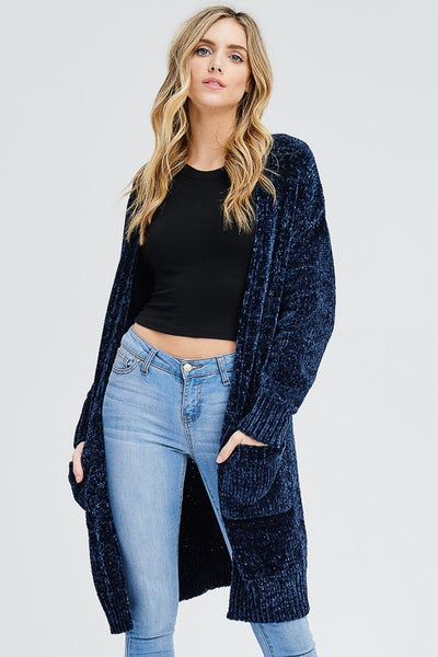 Chenille Duster