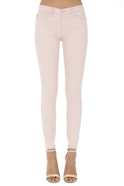 Pink Sand Skinny Jeans