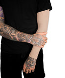 Light Skin Tone Full Arm Sleeve
