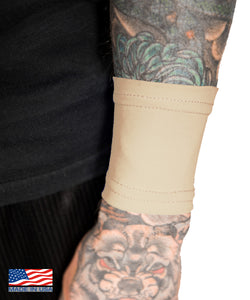 Light Skin Tone Tattoo Cover Small Wrist Sleeve