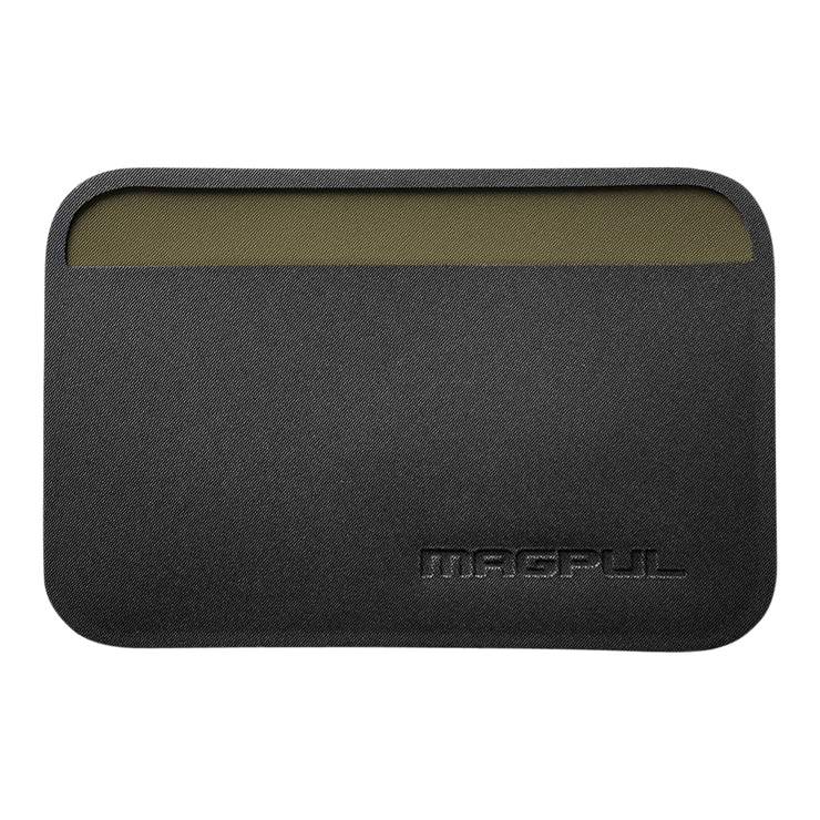 Magpul DAKA Essential Wallet (Black) - Front View