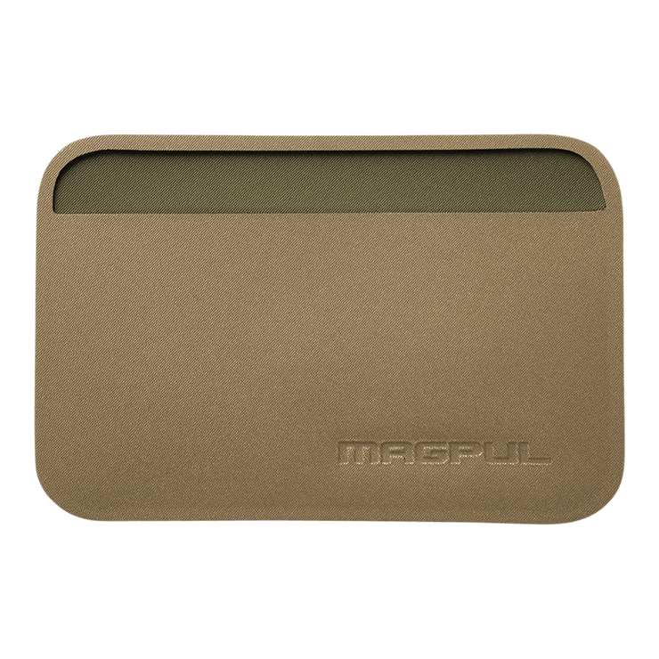 Magpul DAKA Essential Wallet (Flat Dark Earth) - Front View