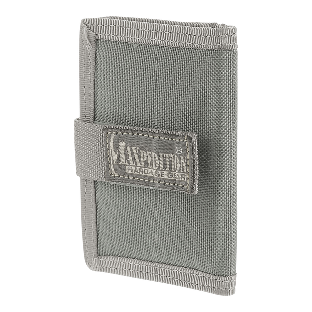 Maxpedition Urban Wallet (Foliage Green) - Front View