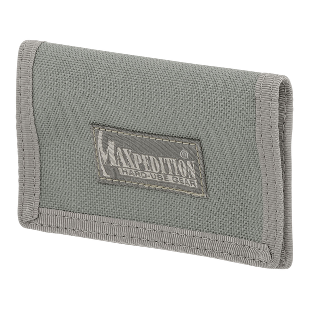 Maxpedition Micro Wallet (Foliage Green) - Front View